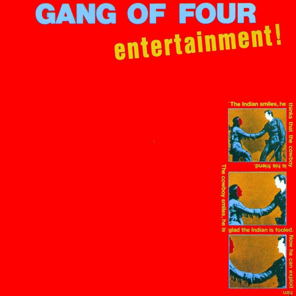 Gang Of Four – Entertainment! | Fréquences Le Disquaire