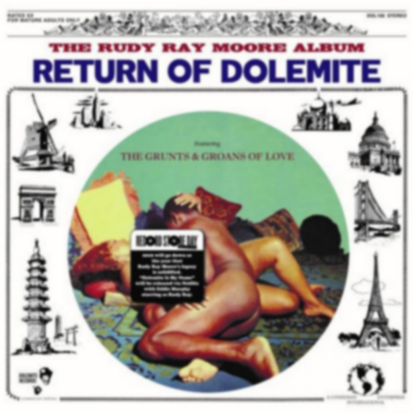Moore, Rudy Ray – Rsd2019 – Return Of Dolemite