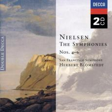 Neilsen, Carl - Syms 4-6/Little Suite/Hymnus A