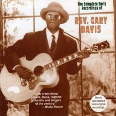 Davis, Gary Rev. - Comp Early Recordings