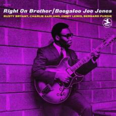 Jones, Boogaloo Joe - Right On Brother (rm) (2 Bonus