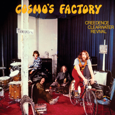 Creedence Clearwater Revival - Cosmos Factory (40th Ann. Ed)