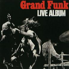 Grand Funk Railroad - Live Album (rm)