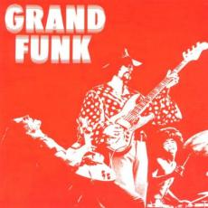 Grand Funk Railroad - Grand Funk Railroad (rm)
