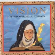 Von Bingen, Hildegard / Richard Souther ??? - Vision ( The Music Of Hildegard Von Bingen )
