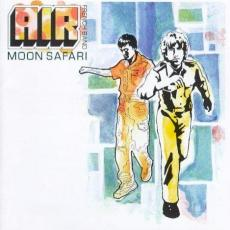 Air (rock) - Moon Safari (frn)