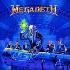 // Megadeth - Rust In Peace ( 180g / Limited Edition )