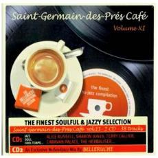 Varies - Saint-germain-des-pres Cafe Vol 11 (2cd)