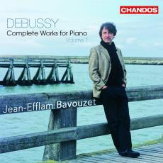 Debussy, Claude - V.1: Works For Piano