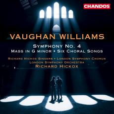 Vaughan Williams, Ralph - Symphony No. 4 / Mass In G Minor