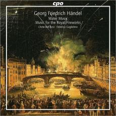 Handel, G.F - Water Music / Music For The Royal Fireworks