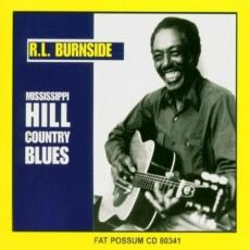 Burnside, R.L. - Mississippi Hill Country Blues