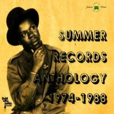 Various Artists - Summer Records Anthology 1974-1978 [jamaica-toronto Series] Dualdisc