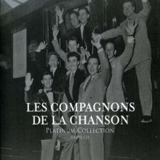 Compagnons De La Chanson - Platinium Collection (3 CD)