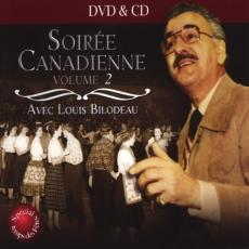 / Variés - Soiree Canadienne Vol. 2 (cd+dvd)