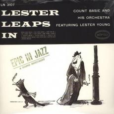 Young, Lester - Lester Leaps In