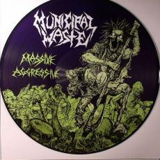 Municipal Waste - Massive Aggressive ( Picture Disc Ltd )