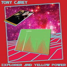 Carey, Tony - Explorer And Yellow Power (2 LP)