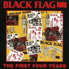 / Black Flag - First Four Years