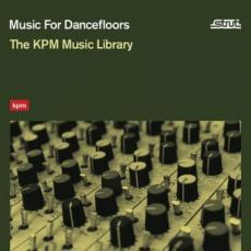 V/A - Music For Dancefloors - The Kpm Music Library (2 LP + 2 CD / Gatefold)