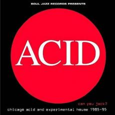 Various - Can You Jack? Chicago Acid And  Experimental House 1985-95 (2 CD)