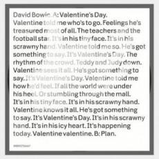 Bowie, David - Valentine\'s Day