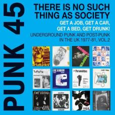 Variés - Punk 45: Underground Punk In The Uk Vol. 2