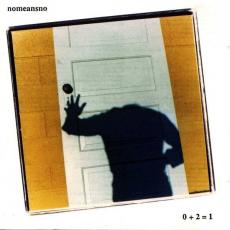 Nomeansno - 0+2 = 1 (2lp Gray/White Vinyl)