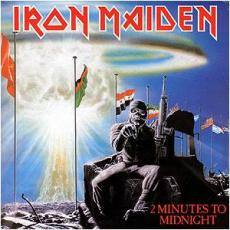 / Iron Maiden - 2 Minutes To Midnight (limited)