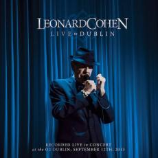 Cohen, Leonard - Live In Dublin (coffret 3cd + Dvd)