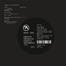 / Aphex Twin - Computer Controlled Acoustic Instruments Pt2  Ep