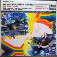 Moody Blues, The - Days Of Future Passed ( Vg )