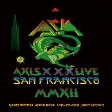 / Asia - Axs Xxx - Live In San Francisco (deluxe 2 CD / Dvd)