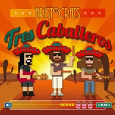 / Aristocrats - Tres Caballeros (deluxe Cd + Dvd)
