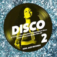 / Various - Disco 2: A Furthur Fine Selection Of Independent Disco, Modern Soul And Boogie 1976-80 (2lpb)