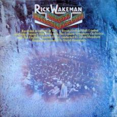 Wakeman, Rick - Journey To The Centre Of The Earth (gatefold)