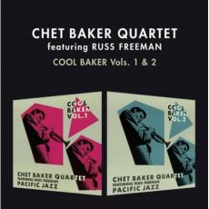 Baker, Chet Quartet + Russ Freeman  - Cool Baker Volume 1 & 2 (2cd)