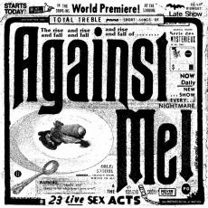 / Against Me - 23 Live Sex Acts (3lp 180gr Clear Splatter Vinyl / Indie Exclusive)