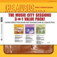 / Various - The Music City Sessions Vol. 1-3 (3lp + Download)