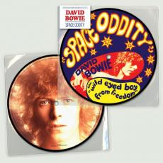 // Bowie, David - Space Oddity (picture Disc 40th Anniversary)