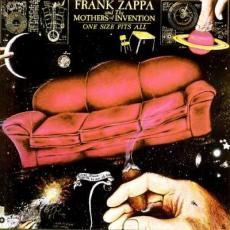 Zappa, Frank - One Size Fits All (180gr)