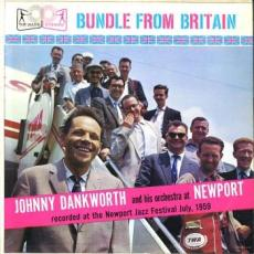 Dankworth, Johnny & His Orchestra - Bundle From Britain