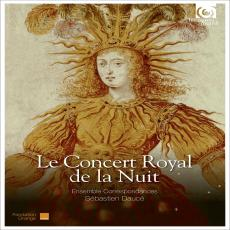 / Ensemble Correspondances - Le Concert Royal De La Nuit (2cd + Livre)