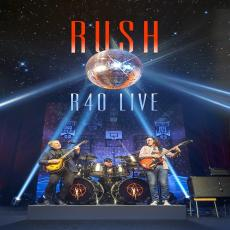 Rush - R40 Live (3cd + 2dvd)