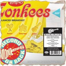 Monkees - Start Your Ear Off Right 2016 - Cereal Box Record Box Set (4 X 7\