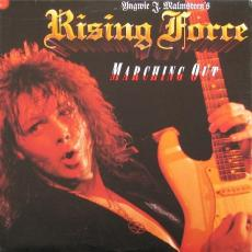 Malmsteen, Yngwie J. Rising Force - Marching Out