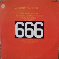 Aphrodite\'s Child - 666 (2lp Gatefold)