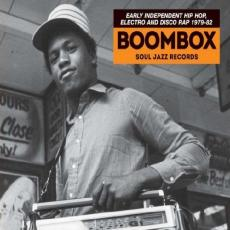 / Various - Boombox: Early Hip Hop, Electro And Disco Rap 1979-82 (3lp + Download))