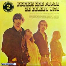 Mamas And Papas - 20 Golden Hits (2lp)