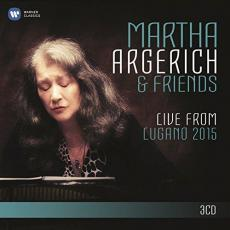 / Argerich, Martha & Friends - Live From Lugano 2015 (3 CD)